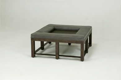 Square Iron Leather Coffee Table 36 X 36 Coffee Table Leather