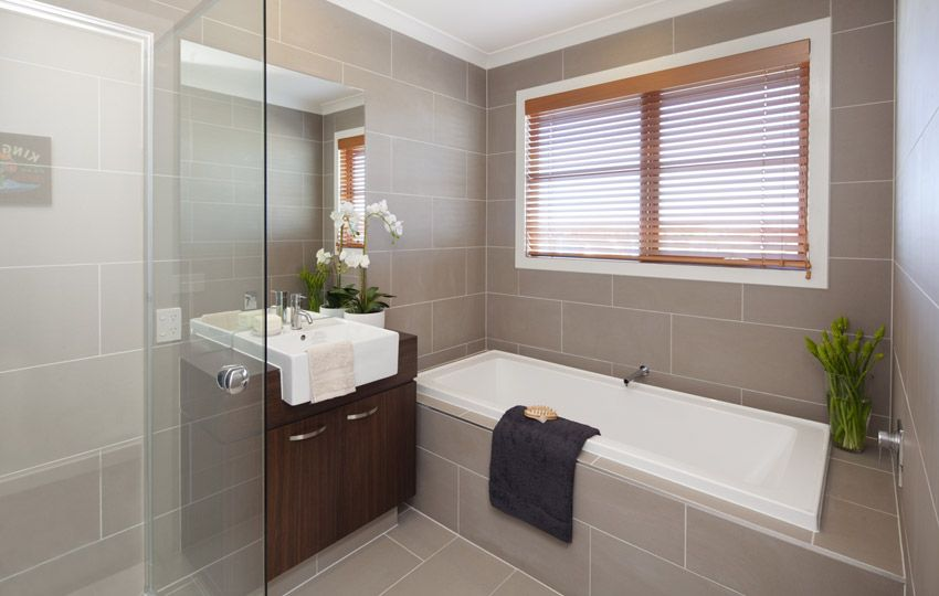 Simonds Homes | Gallery | LOVELY BATHROOM | Pinterest | Black Shutters,  Galleries And Bathroom Inspiration