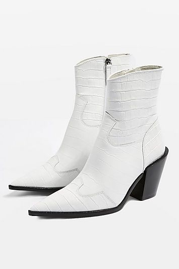 HOWDIE High Ankle Boots | High ankle