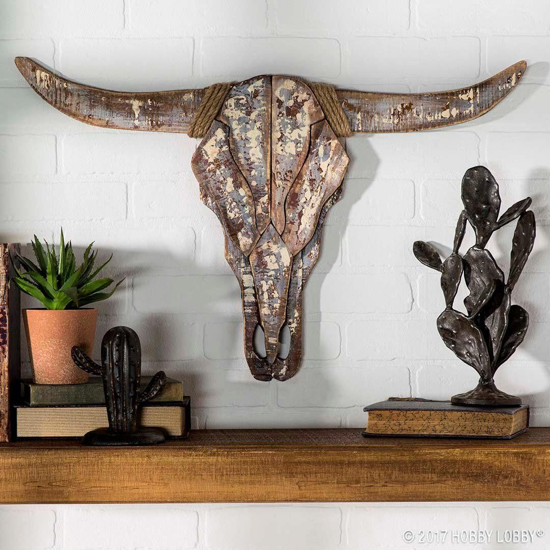 Get creative with eclectic home decor styling western