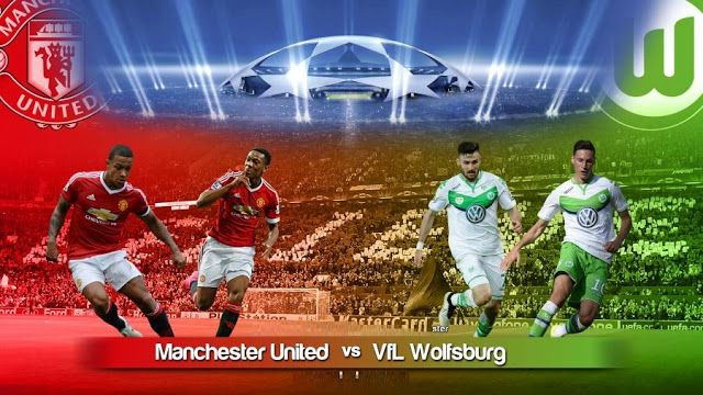 Watch Wolfsburg Vs Man United Onine Tv Champions League Live Uefa Champions League Manchester United