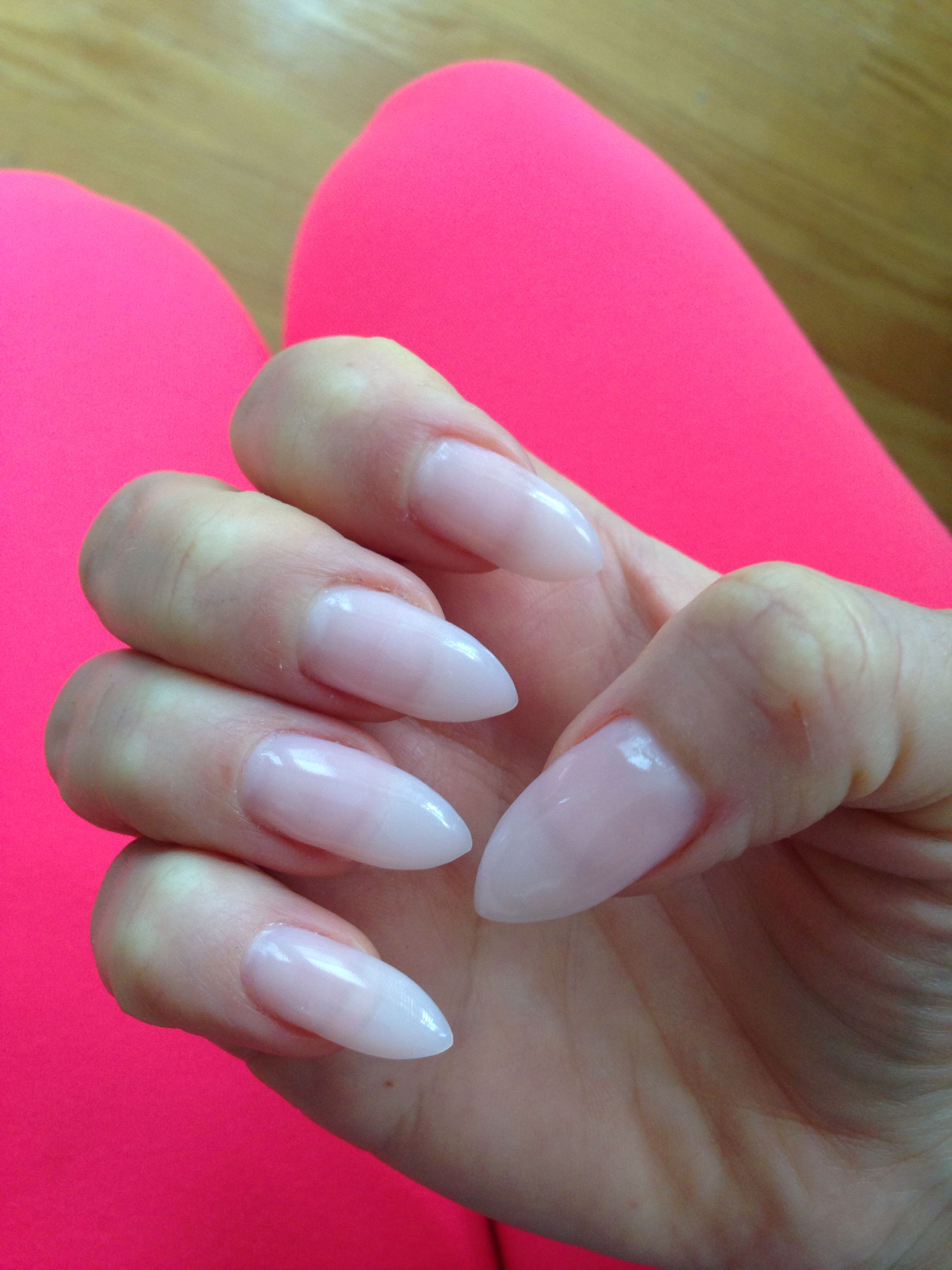 Cat claw nails