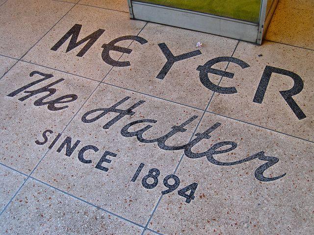 Meyer The Hatter New Orleans La New Orleans Downtown New Orleans New Orleans History