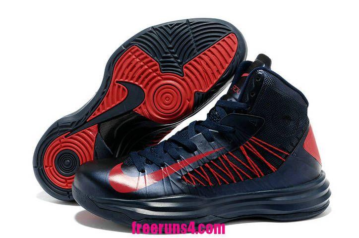 sports shoes f67f9 a3d65 Cheap Nike Zoom Lunar Hyperdunk 2012 USA Away 535359 102 Basketball Shoes  Sale 2013 Outlet