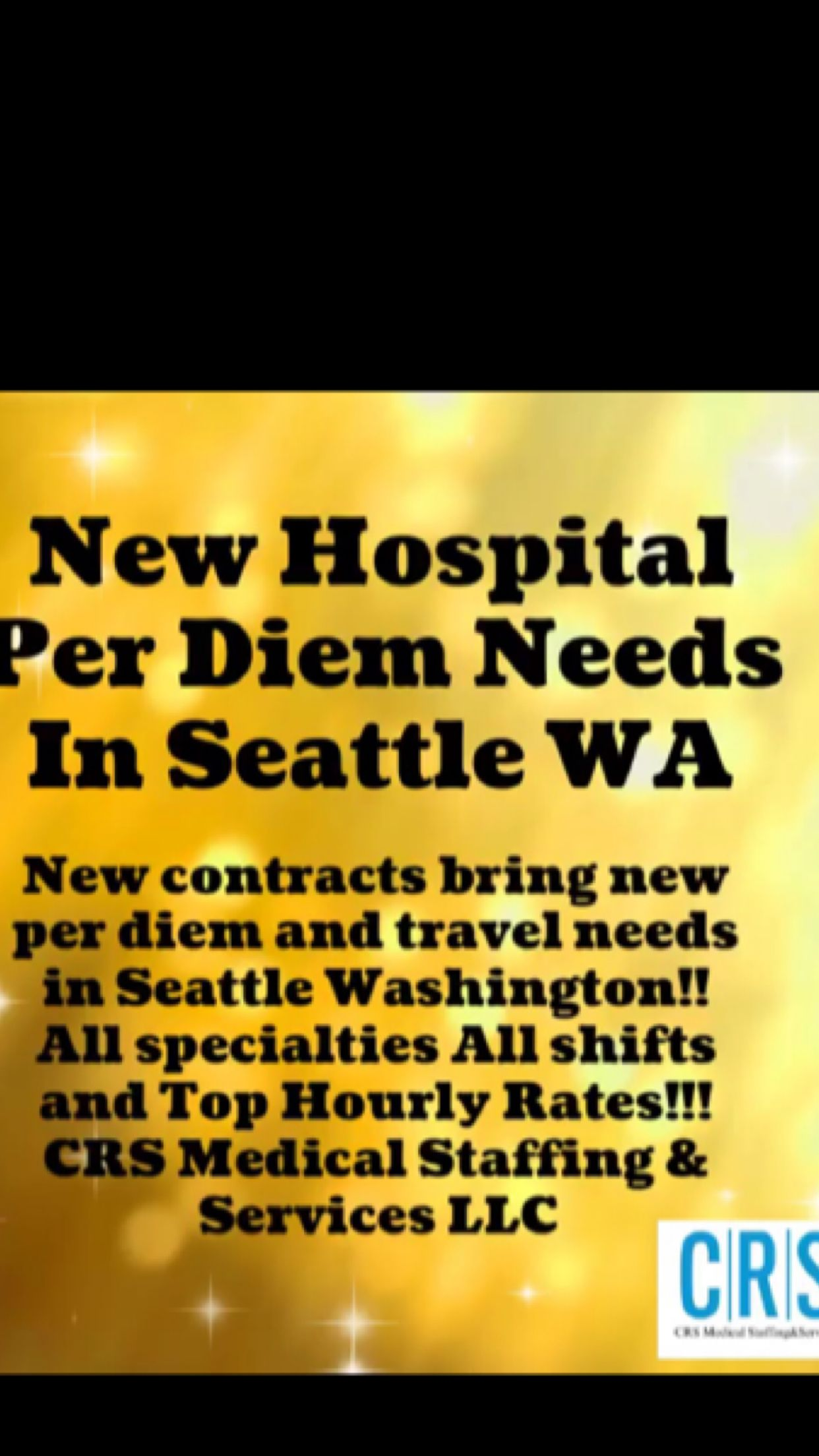 Pin by CRS Medical Staffing & Service on Healthcare