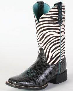The boots I'm wearing for my wedding :)