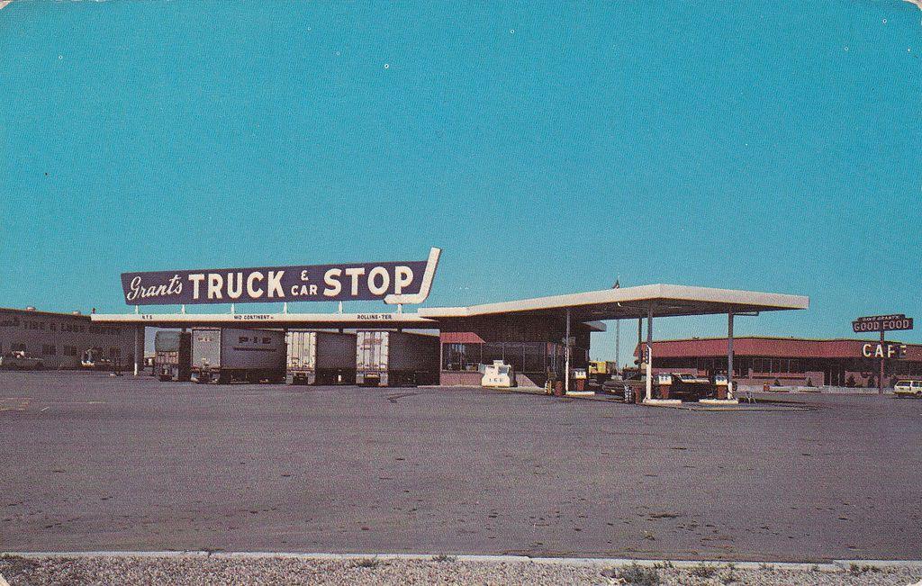Grant S Truck Stop Boise Idaho Big Trucks Trucks Joke Of The Day