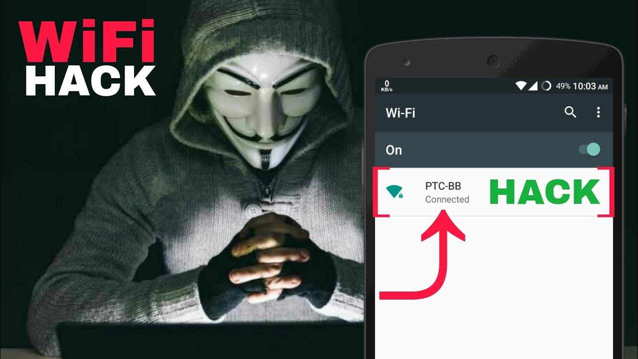 How to hack wifi password wifi password bypass 2019