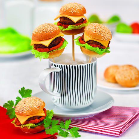 Food-Pops: Herzhafte Leckereien am Stiel - kochbar.de