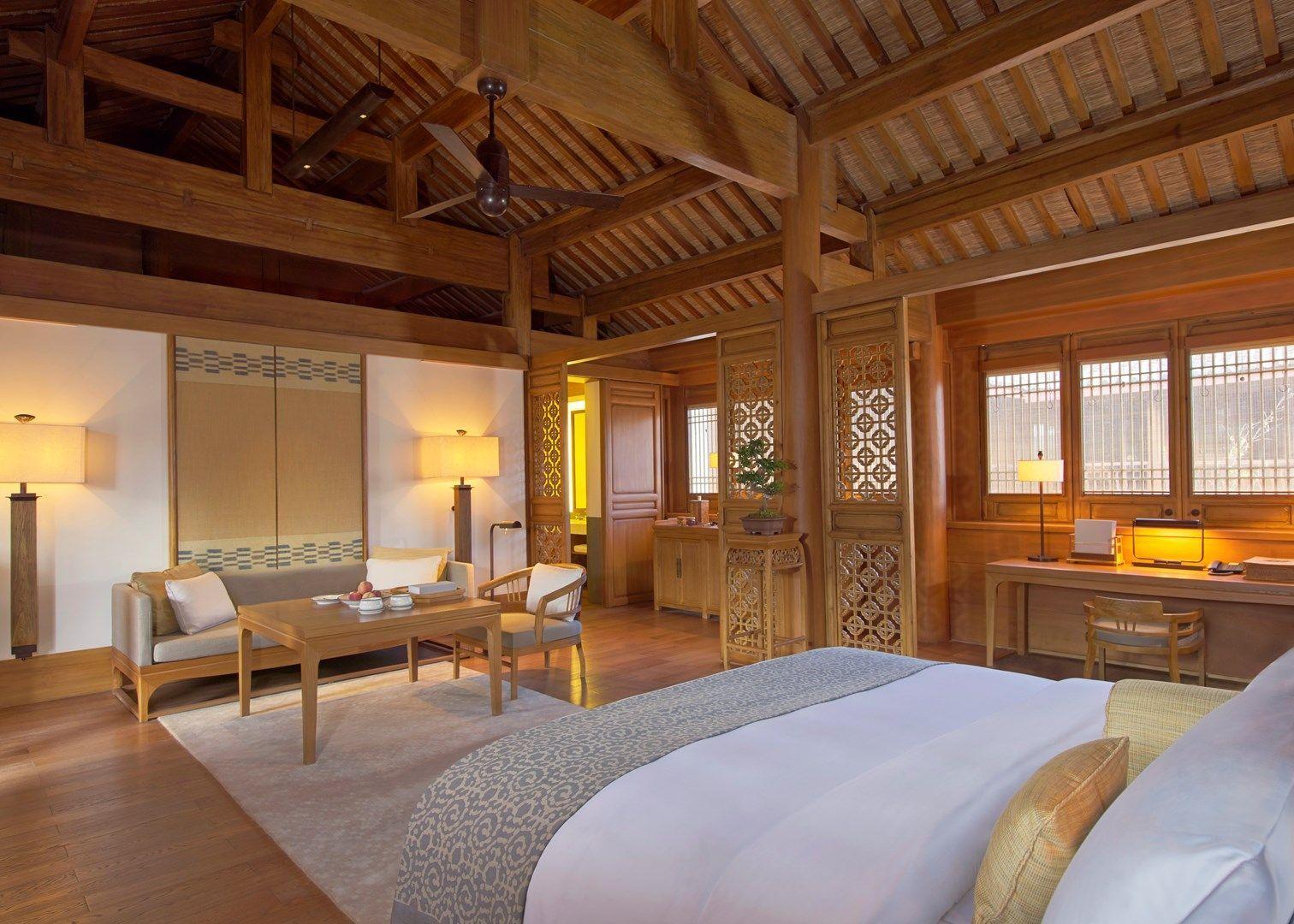 Ed Tuttle Architect Amandayan Lijiang Luxury Resort Hotels