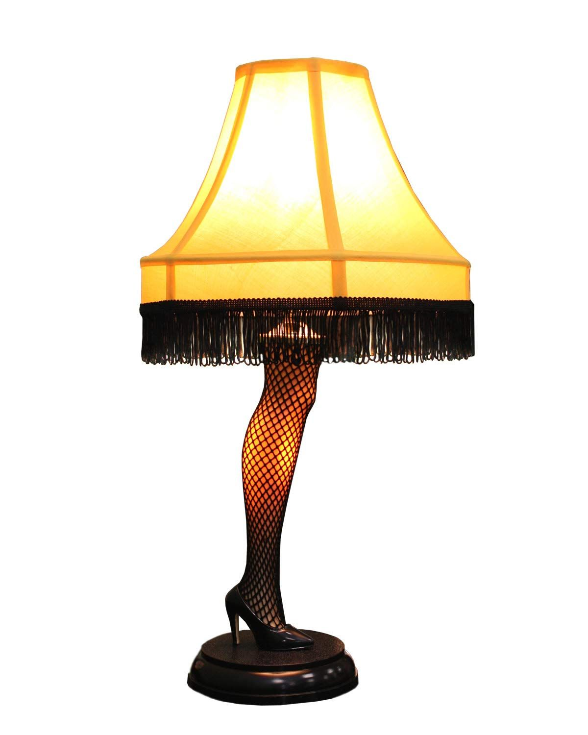 A Christmas Story 20 inch Leg Lamp Prop Replica by NECA,