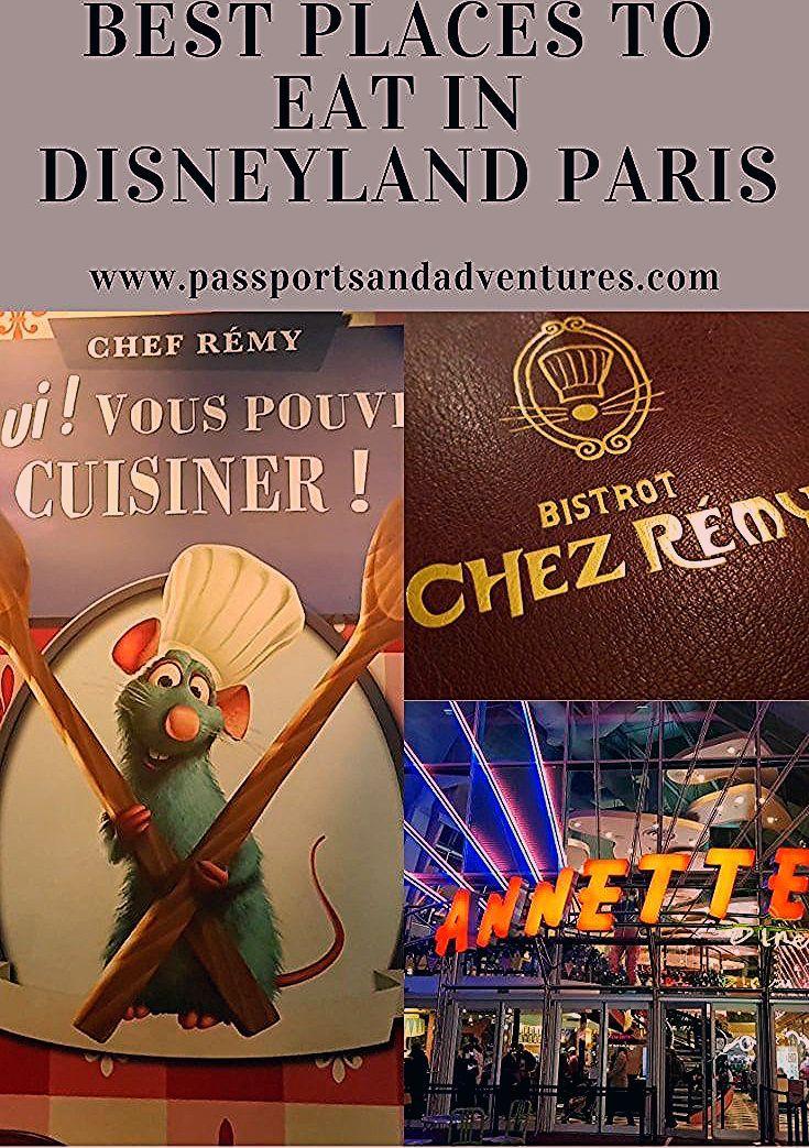 Photo of Best Restaurants in Disneyland Paris
