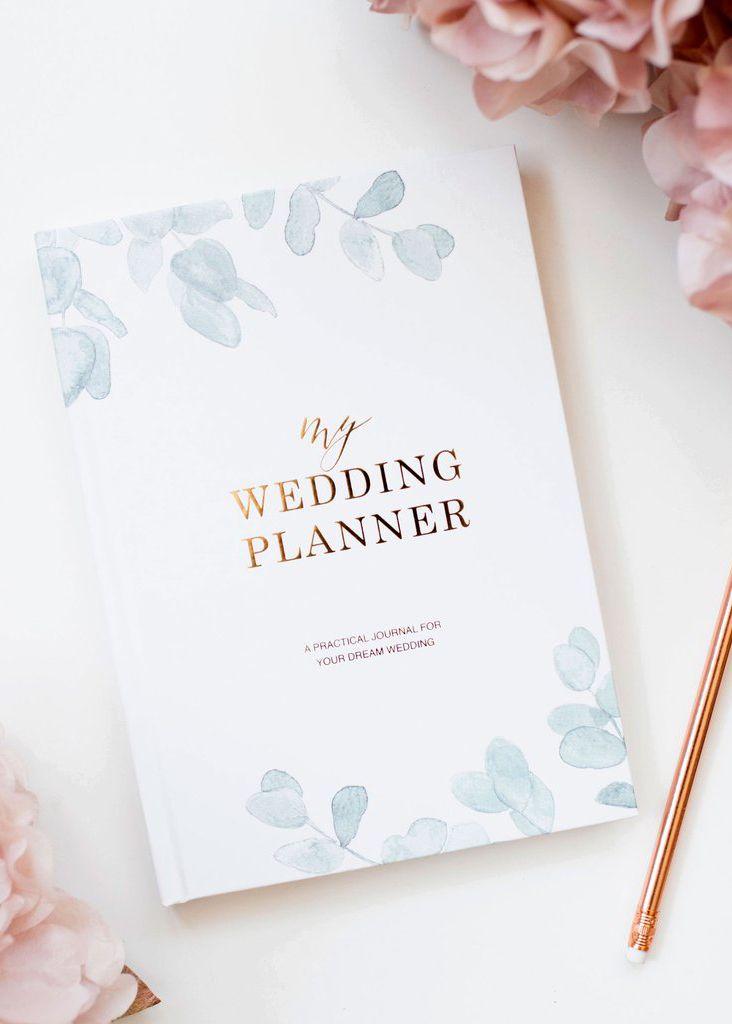 My Wedding Planner - Eucalyptus -   15 wedding Planner diary ideas