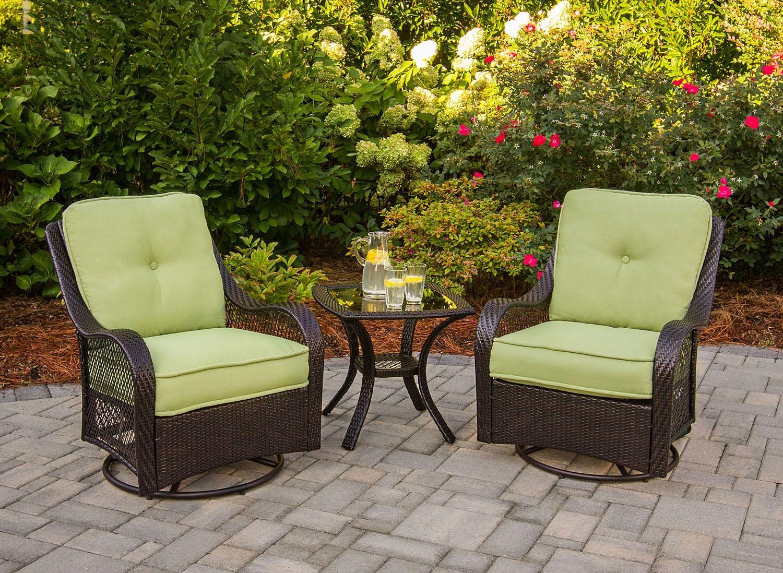 3 Piece Patio Set Under $100 | Patio furniture sets, Wicker patio