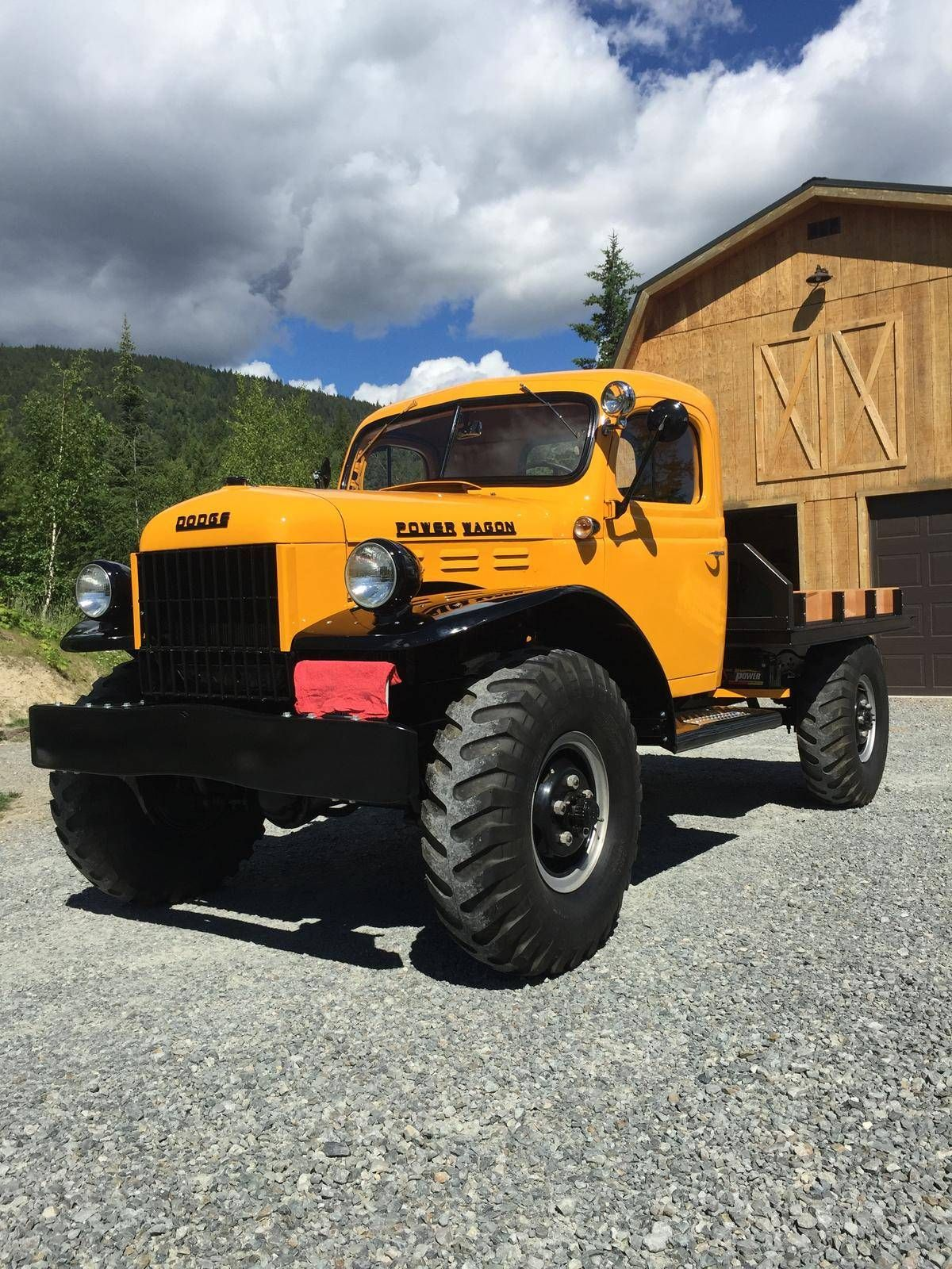 1947 Power Wagon Craigslist - Year of Clean Water