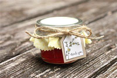 Do Me a Favor! {Homemade Wedding Favors} | Engaged & Inspired