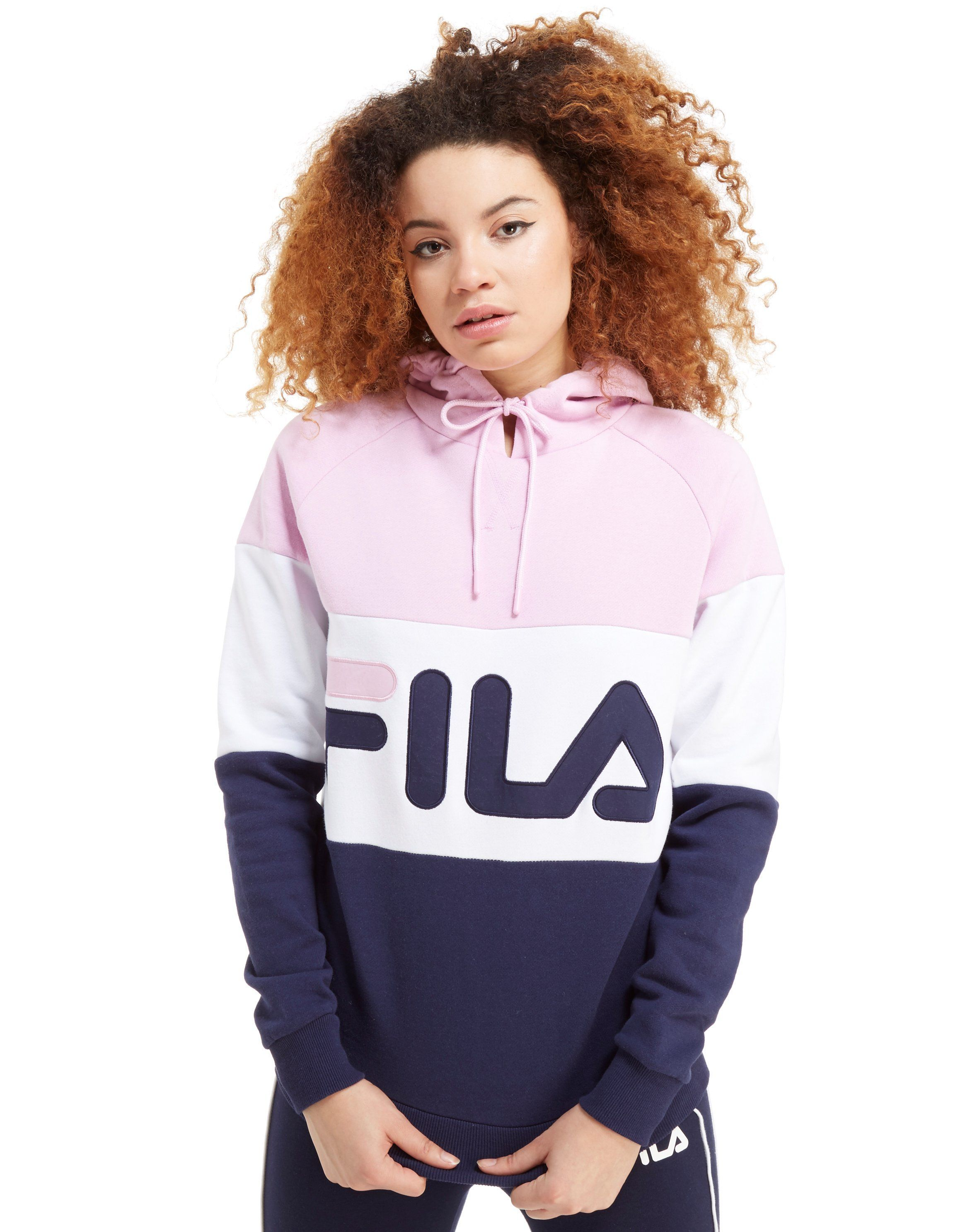 Fila Sweat Panel Boyfriend Femme   JD Sports   •Champion   Fila ... 0a23c91665ca