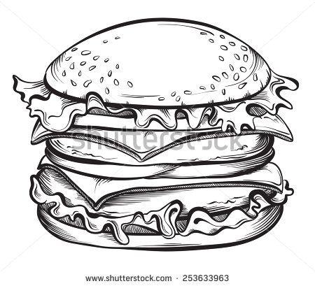 Hamburger Stockfoto S Afbeeldingen Plaatjes Shutterstock Em