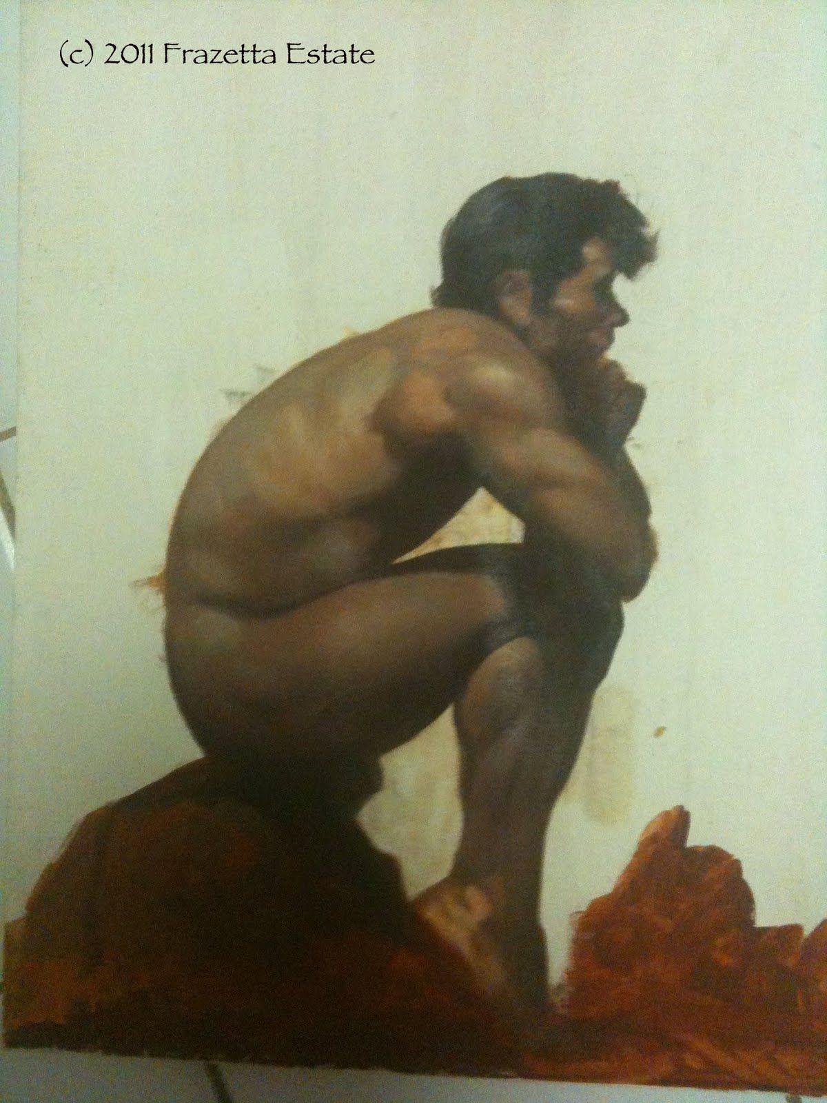 Pin by Frank-Joseph on Men: art of Frank Frazetta | Pinterest ...