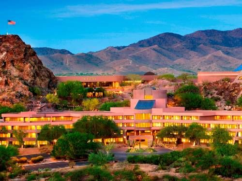 Phoenix Marriott Tempe At The Buttes Tempe Arizona Featuring 2