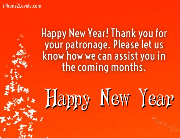 30 Best New Year 2020 Wishes For Clients Customers Iphone2lovely Business New Year Wishes Happy New Year Quotes New Year Wishes