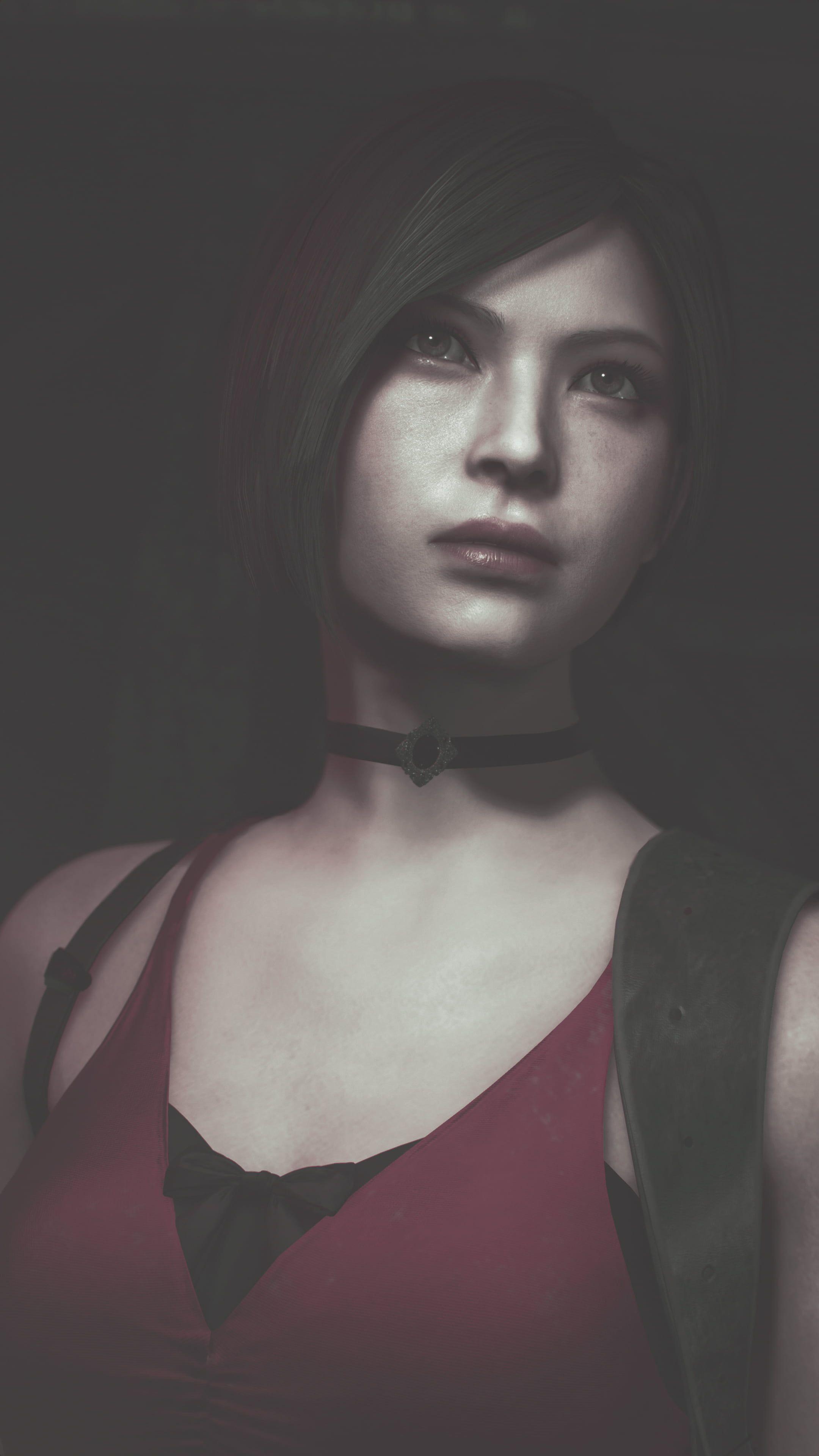 Resident Evil 2 Resident Evil 2 Remake Render Video Games Ada