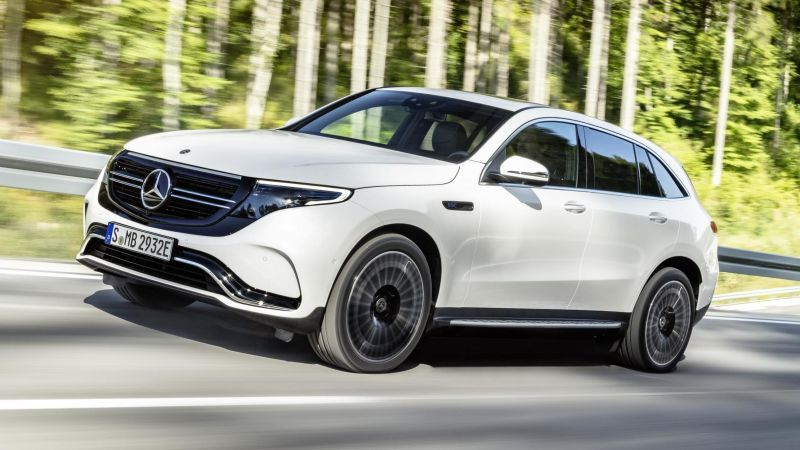 The 2020 Mercedes Benz Eqc Is The Electric Suv Future Today