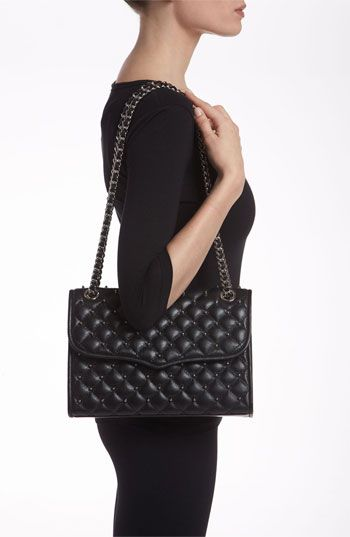 hot sales buy check out Rebecca Minkoff 'Affair' Leather Shoulder Bag | Shoulder bag, Bags ...