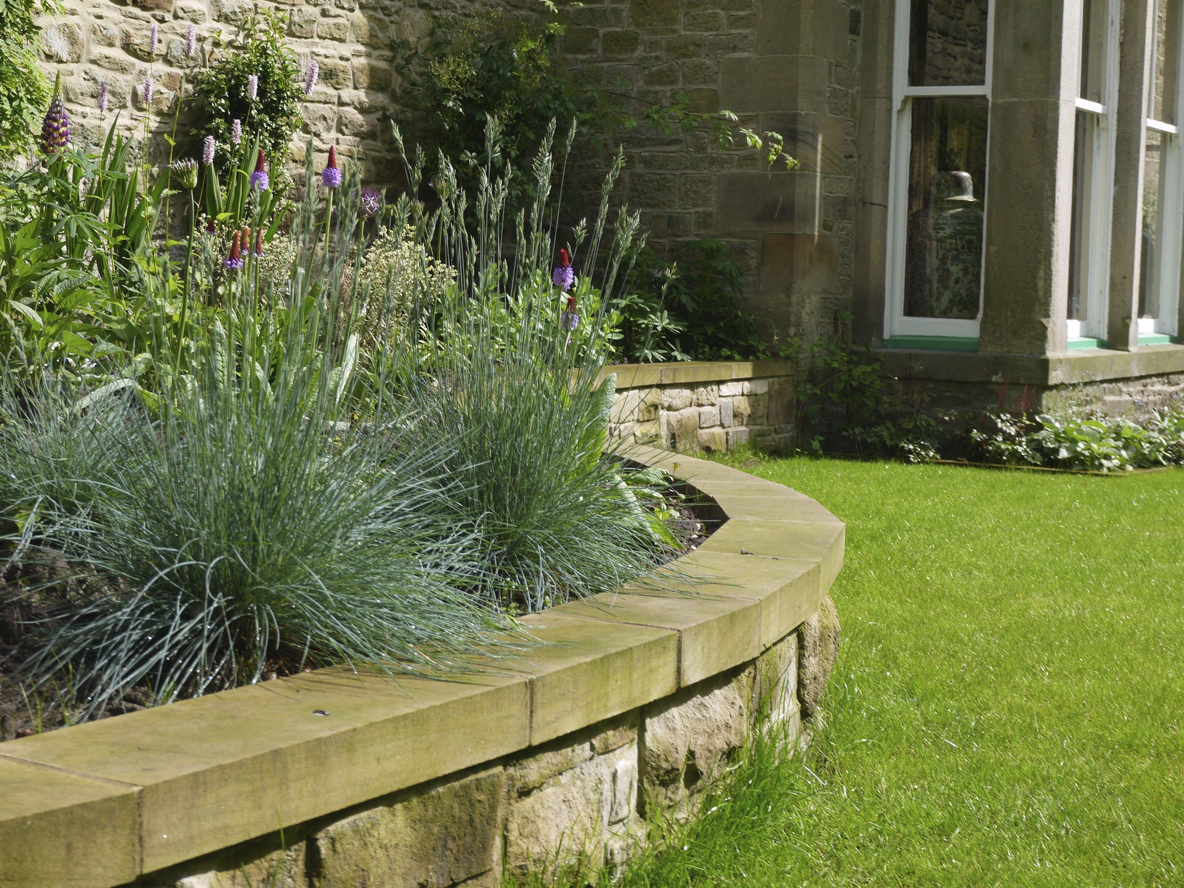 Landscape of house garden  Pin by elmfield gardens  landscape architecture garden design