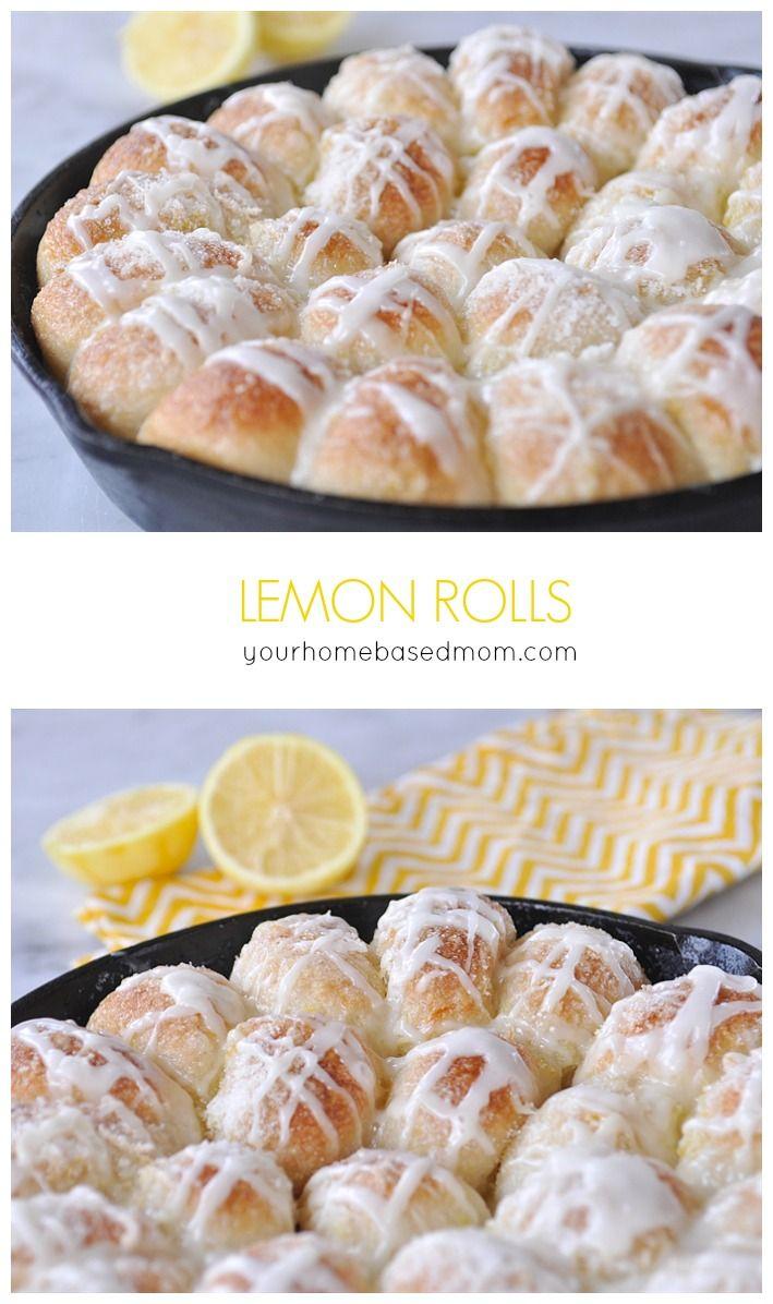 Lemon pull apart rolls recipe lemon pull apart and recipes delicious desserts forumfinder Choice Image