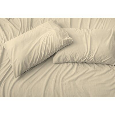 Alcott Hill Cerritos Soft 1800 Thread Count Cotton Blend Sheet Set