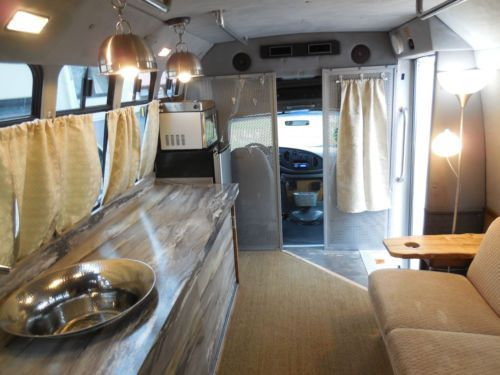 Image Result For Beautiful Bus Camper Conversions