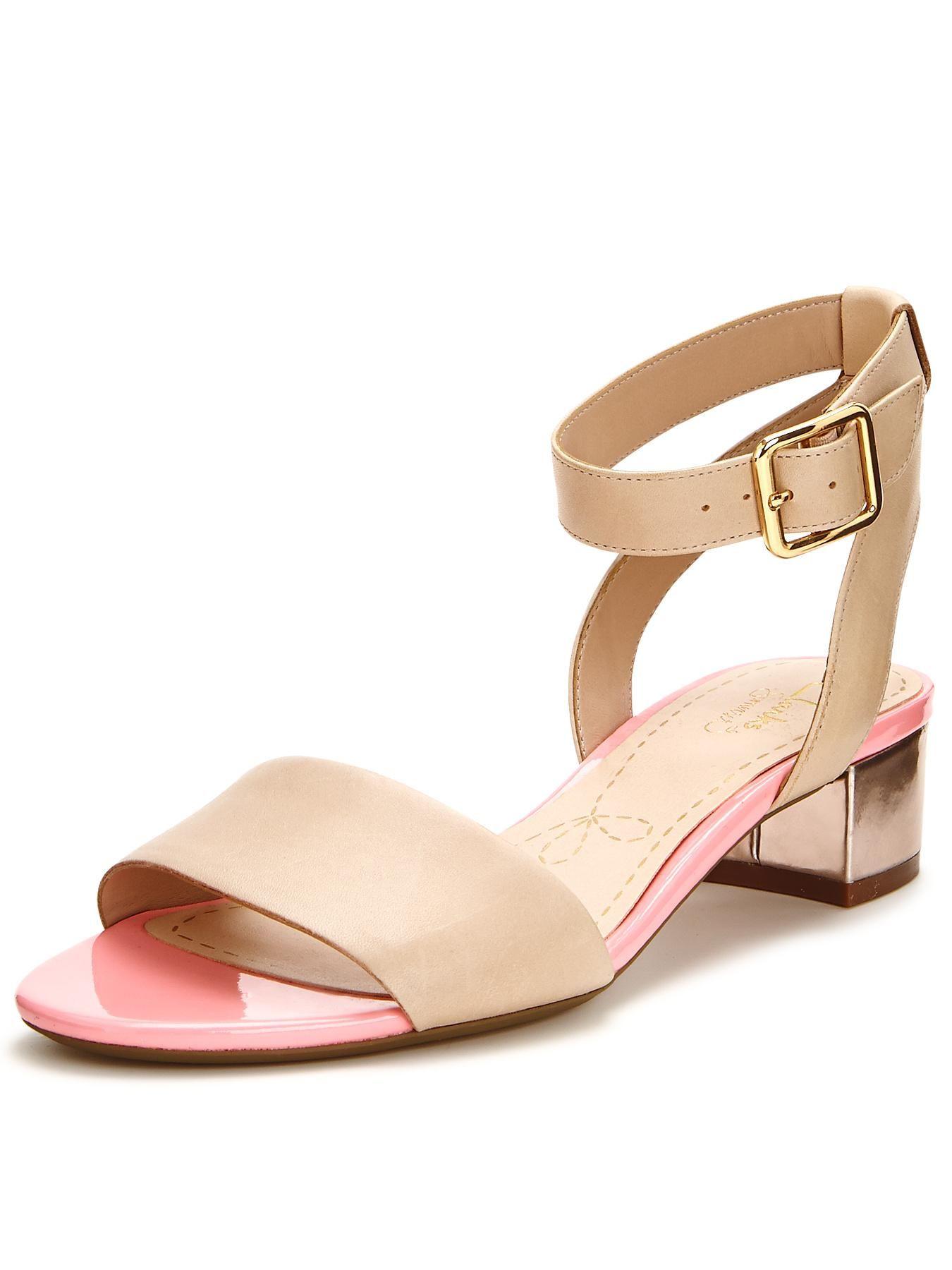 5e19141ed8f3a4 Clarks Sharna Balcony Sandals - Oyster