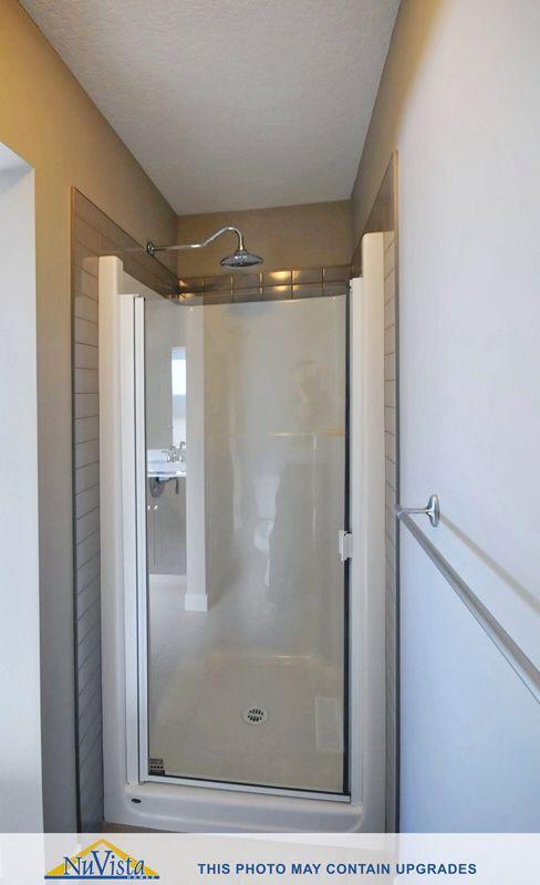 Nuvista Ensuite Acrylic 3x3 Shower Stall Calgary Ab Fiberglass Shower Stalls Shower Stall Small Shower Stalls