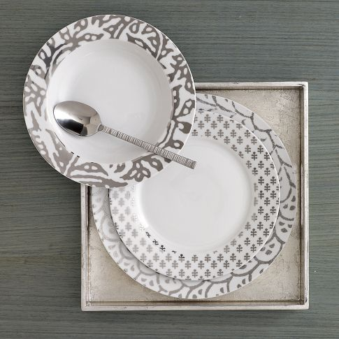 Jali Lattice Dinnerware at West Elm  $40.00 sale $19.99 ( bowl available only )