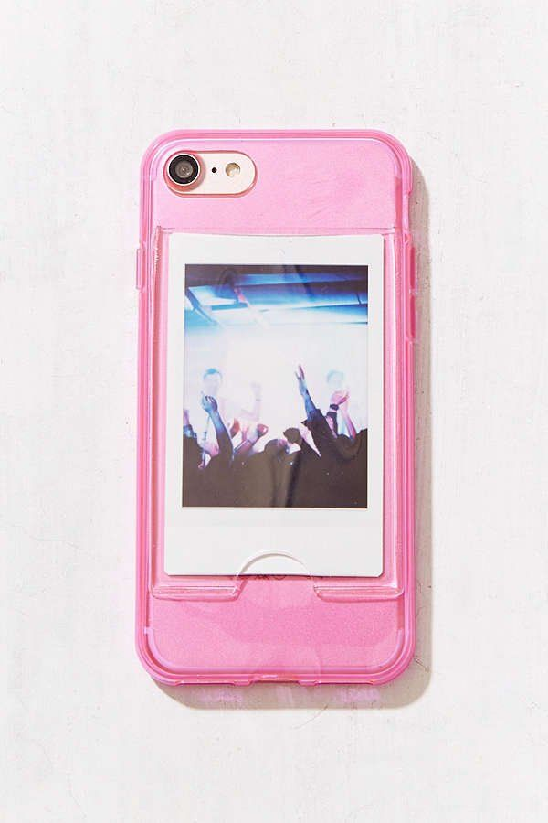 Neon Instax Mini Frame iPhone 8/7/6/6s Case   Neon, Minis and Fashion