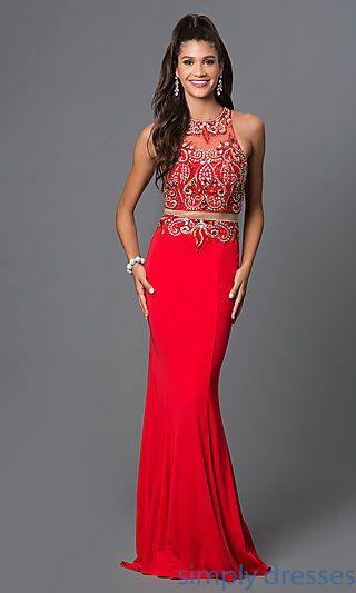 Dresses, Formal, Prom Dresses, Evening Wear: