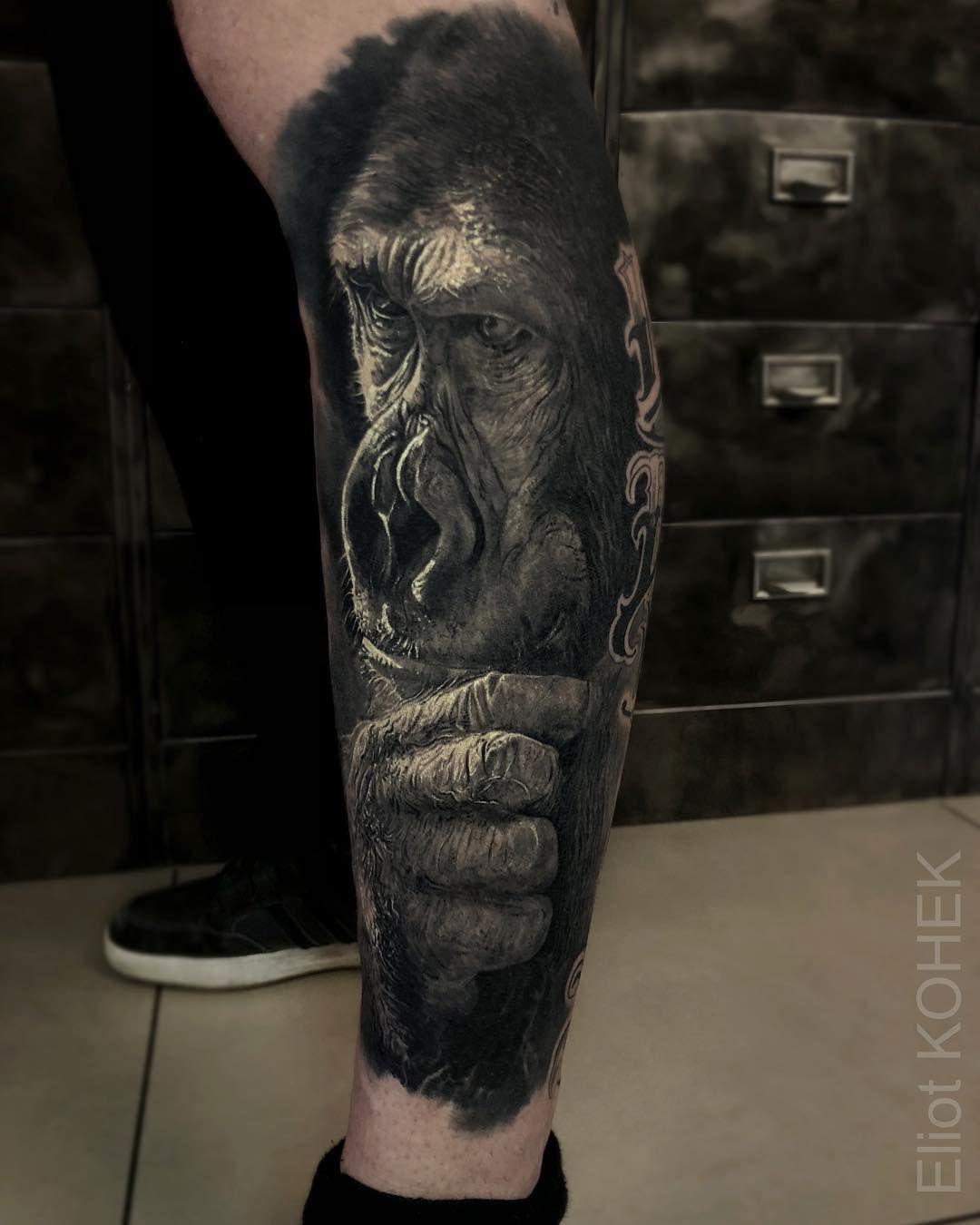 Unglaublich Realistisches Tattoo Mit Atemberaubenden 3d Effekten