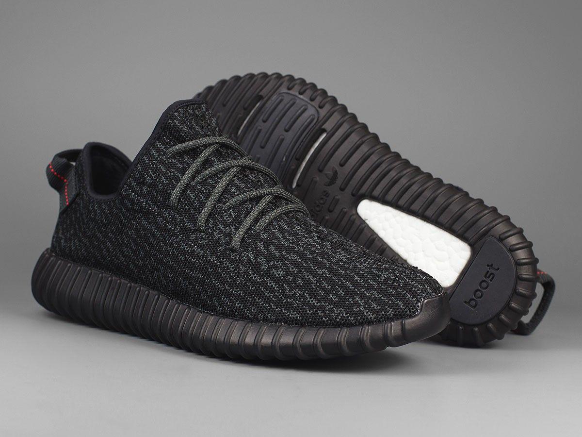 41cd3d9e031e3 adidas Yeezy 350 Boost Pirate Black Restock - Sneaker Bar Detroit ...