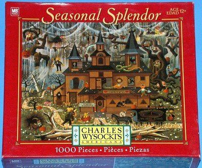Charles Wysocki Puzzles For Sale - Bing Images   Puzzles ...