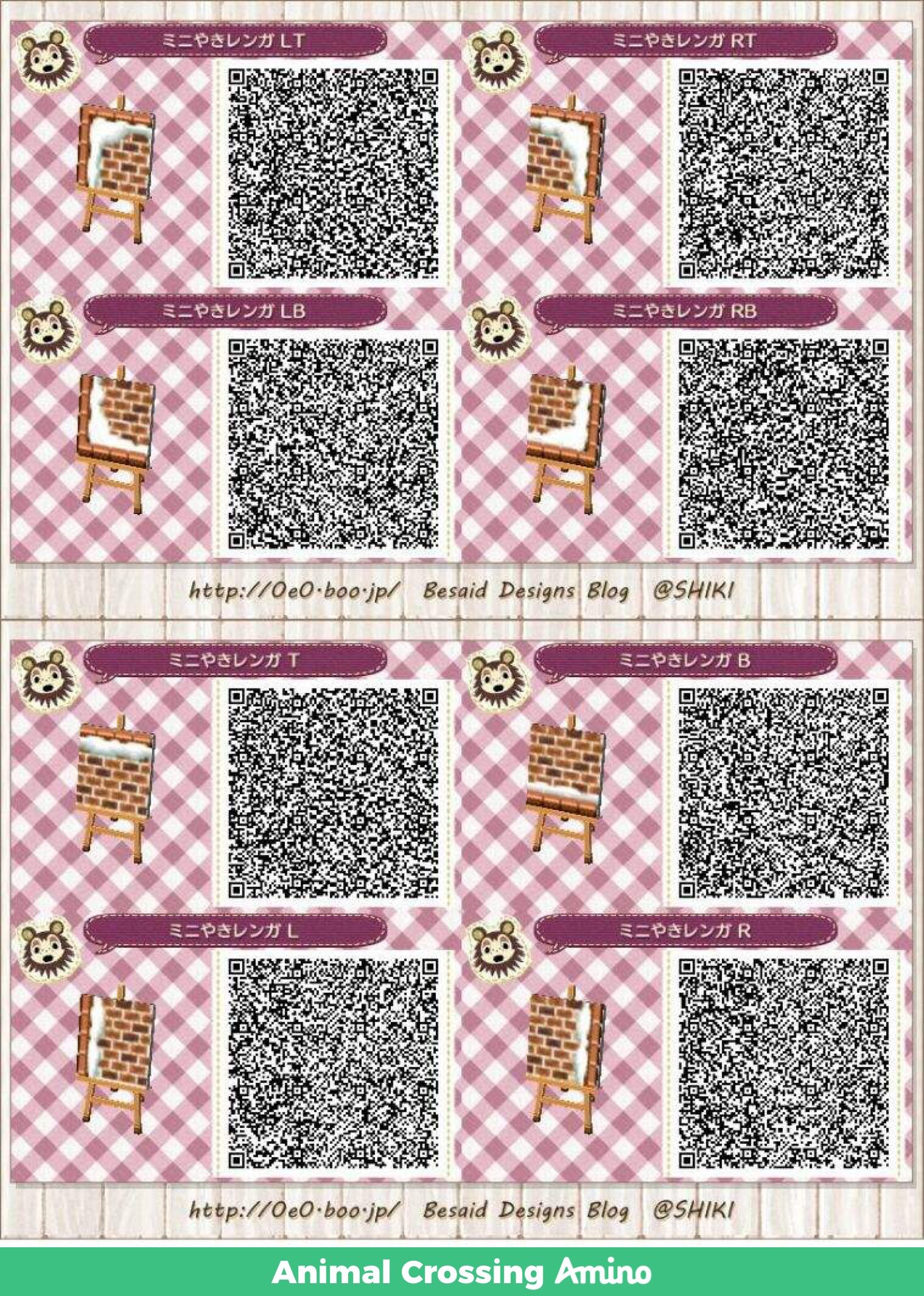Pin by ouma kokichi on Acnl | Pinterest | Qr codes, Animal crossing Qr Code Animalcrossing Happy Home Designer Clothing Html on