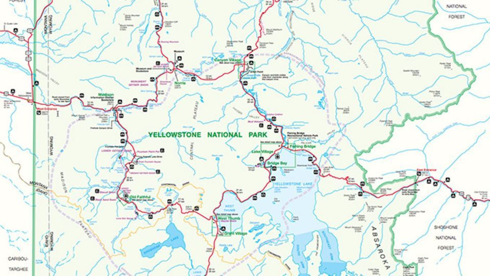 Which Entrance to Yellowstone National Park Should I Take
