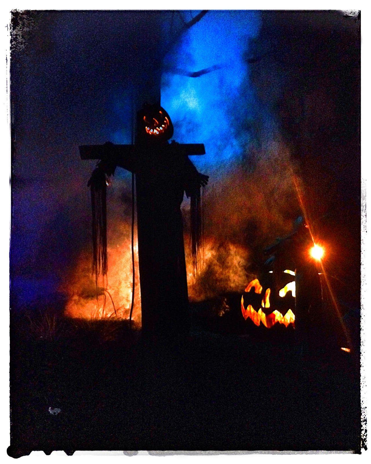 Jack o lantern at busch gardens williamsburg eerie spooky - Busch gardens williamsburg halloween ...