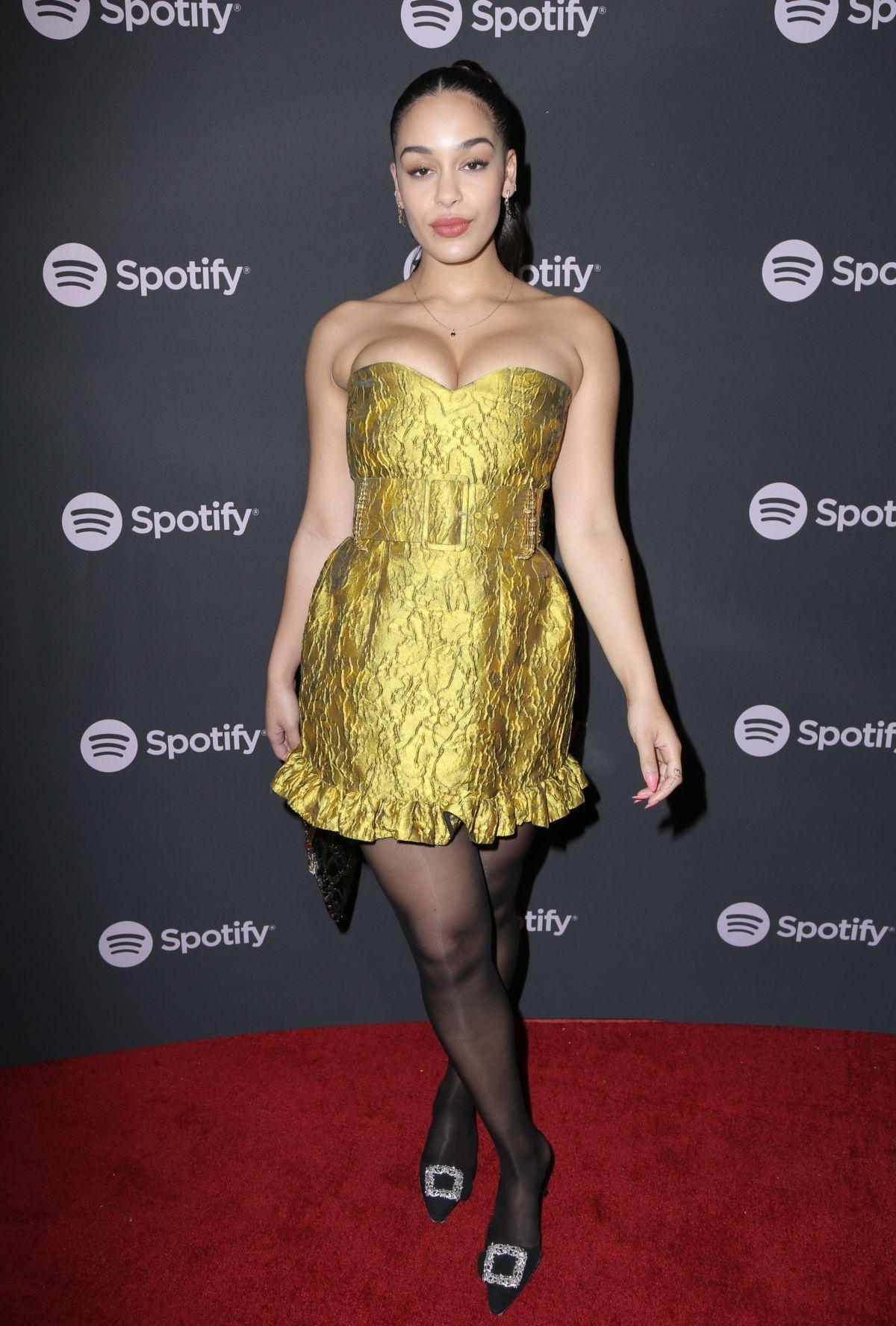 JORJA SMITH at Spotify Best New Artist 2019 in Los Angeles