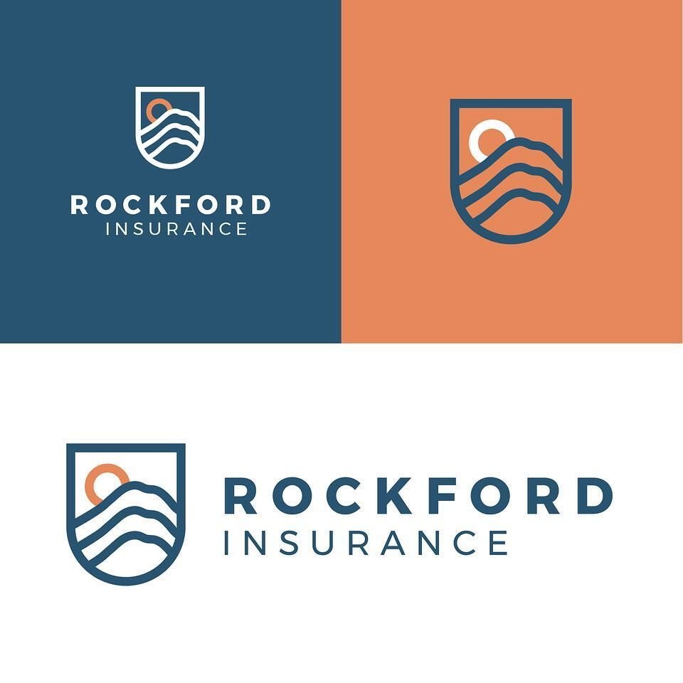 Unused Concept For An Insurance Company Graphicdesign