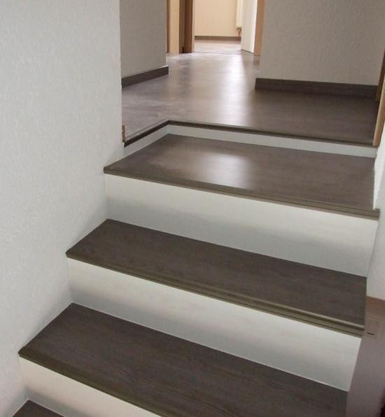 Renovation Marche Escalier Bois > Maytop Tiptop Habitat Habillage d u2019escalier, rénovation d'escalier, recouvrement d'escalier