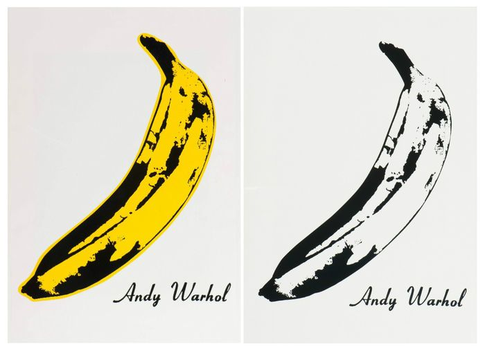 Andy Warhol After Velvet Underground Banana Andy Warhol Andy Warhol Banana Underground Tattoo