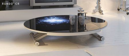 table basse relevable | consoles