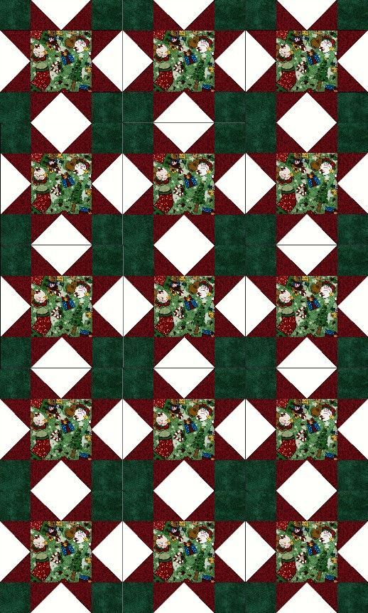 Homecoming for Christmas Quilt Kit Precut | Quilt Blocks ... : precut quilt kits - Adamdwight.com