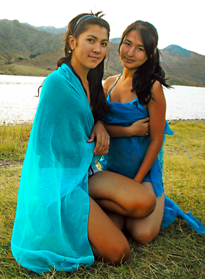 kyrgyzstan girl